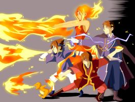 Fire by hayate-hime