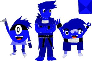 Fighters Ninja Squad request by SonicAsura