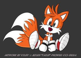 Wait for me, Saw-nick - Tails by vilsy