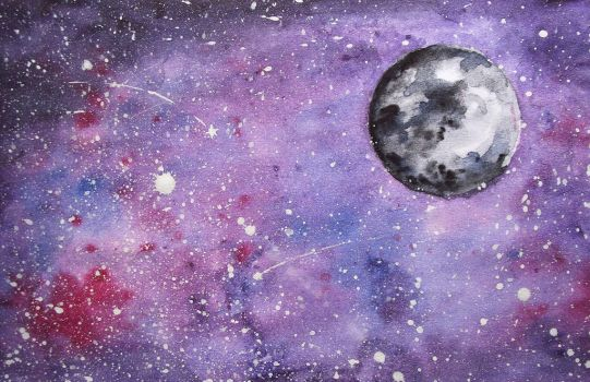 Space by Elaine-K