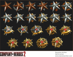 COH2 Icons by ravital