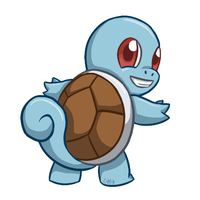 Squirt Squirtle by OEmilyThePenguinO
