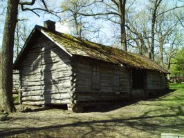Log Cabin by blaird83