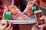 Cut The Rope Shoes by Bobsmade