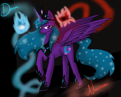 Dream and Nightmares by DarkDreamingBlossom
