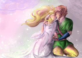 Zelink - Sweet Love by TheHummingInker