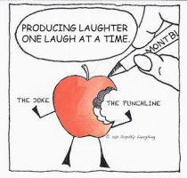 The Punchline Theory of Humor by SophlyLaughing