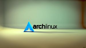 Minimalist ArchLinux WallPaper by gregesf