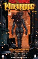 Witchblade 169 by TopCowOfficial