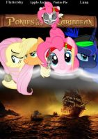 Ponies of the Caribbean [Edit] by CaptainWofy