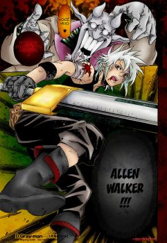Allen and Earl chapter 188 by sorahkaton