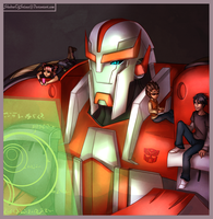 TFP_Teaming with Humans by ShadowOfSolace
