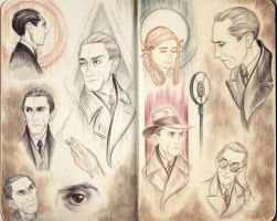 The Doctor Is In by Simkaye