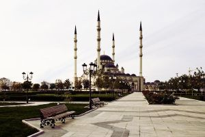 Mosque by old-grozny