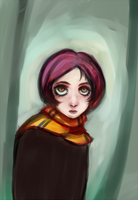 Tonks by Hel-gi