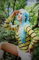 Vivi Nefertari - One piece cosplay by Daisy-Cos