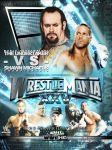 Wrestlemania 25 Custom Poster1 by TheNotoriousGAB