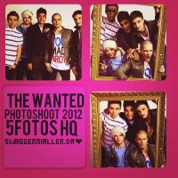 The Wanted Photoshoot by SwaggerNialler