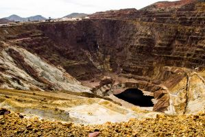 Bisbee Mine by Evanescent-Chaos