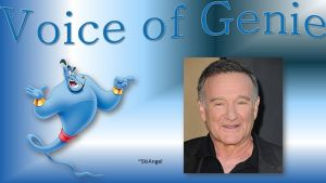 Robin Williams by SkiAngel