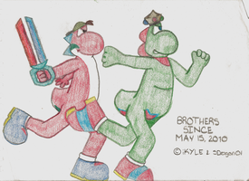 Always Brothers by iKYLE