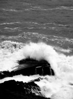 Wave Crash BW 5 part1 by jac0ba