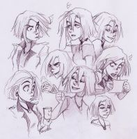 Many faces of malicious by Ravietta
