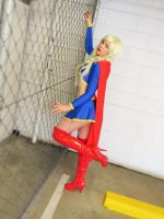 Supergirl - Climber by Ivorybelle