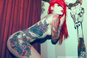 Cervena Fox 3 by recipeforhaight