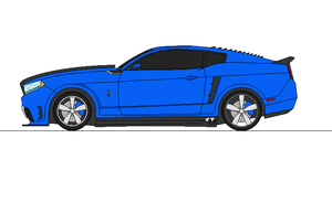 2015 Mustang Shelby Supersnake by airsoftfarmer