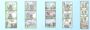 Thom and Fons comics - Part 2 by movie2kaza