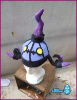 Chandelure Hat by BlueRobotto