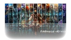 League Of Legends by RadianceKraus