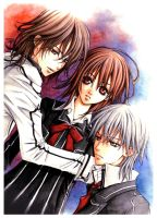 vampire knight by donkey777