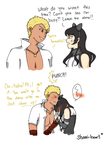 RWBY: Cheering up grumpy cat by shami-heart