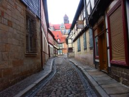Quedlinburg by MSchneWe