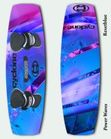 Cyclone Kiteboard4-Power Waves by Resetblue