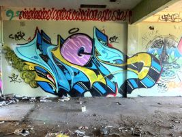 powerhouse 85 by PerthGraffScene