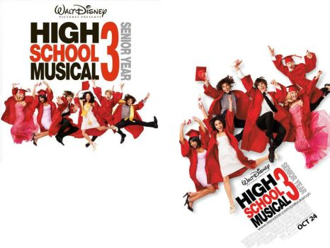High School Musical 3 by dolphinadolphina