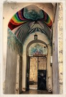 Painted ceiling by ShlomitMessica
