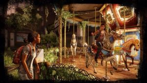 The Last of Us: Remastered - Carousel by Spider-Matt