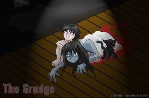 Family Photo - The Grudge by crow-skywalker