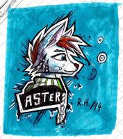 Aster by R-Star97