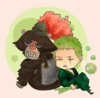 Training Marimo by thehairypeach
