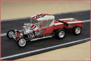 Ford T Roadster by JKL-Team