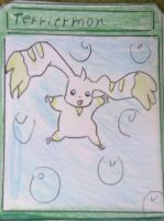 terriermon by antoniocezar