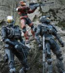 Fire Team Atlas (2) by Swatson3rd