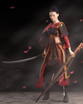 Zheslana - Sharpshooter of the New World by Cha0slord