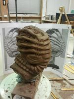 Facehugger by harbroyn