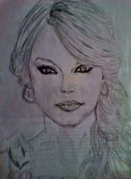 Taylor Swift by SagittarianLuv